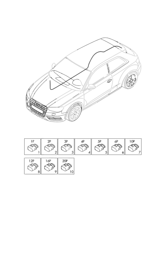 Audi Teilekatalog