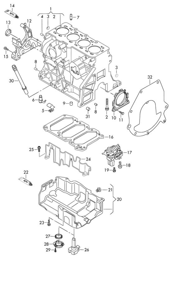 Volkswagen Teilekatalog