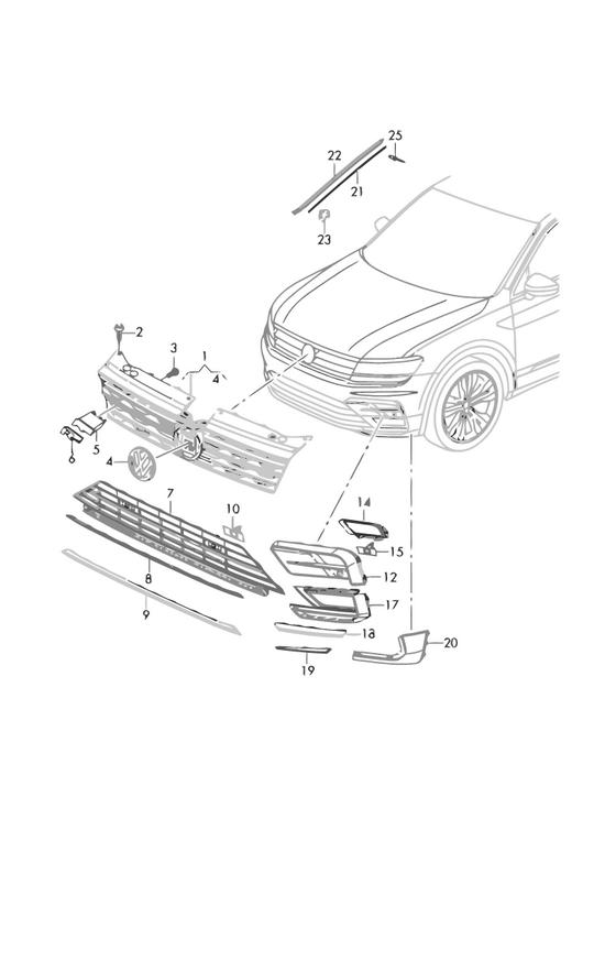 VW, original, ersatzteile online mit Teilenummer und -katalog